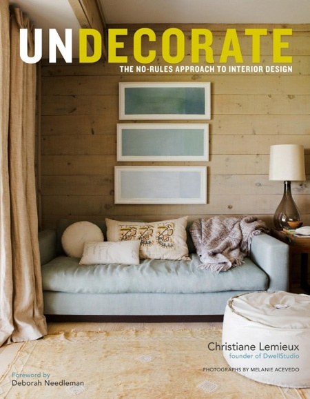 Finally a home styling book which features living and not staging!