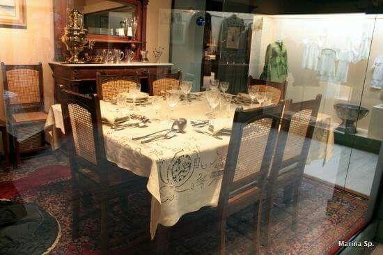 Κοφτό τραπεζομάντηλο, μουσειακό κομμάτι στο Λαογραφικό μουσείο Ναυπλίου.!!