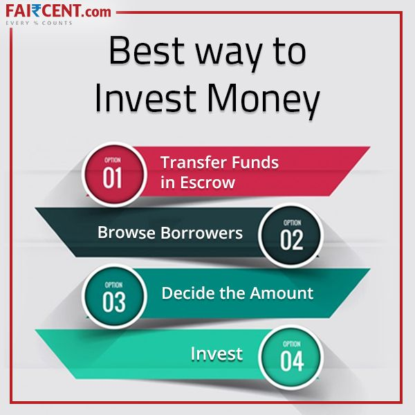 Peer To Peer Lending Is The Best Way To Invest Money To Gain Maximum Returns It Connects Credit Seeking Vetted Bo Investing Money Investing Best Way To Invest