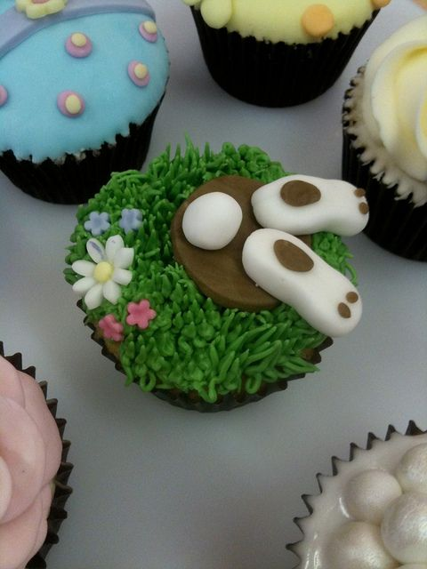 Easter Cupcakes - image only