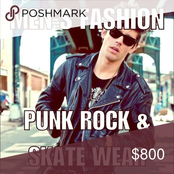 Punk Rock & Skate Wear Punk Rock & Skate Wear Vans Shirts Tees - Short Sleeve