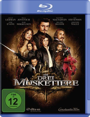 Die drei Musketiere [Blu-ray] Blu-ray ~ Orlando Bloom, http://www.amazon.de/dp/B005KPLN5Q/ref=cm_sw_r_pi_dp_h3h2rb071JVBT