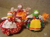Кукла Травница - фитотерапия наших бабушек