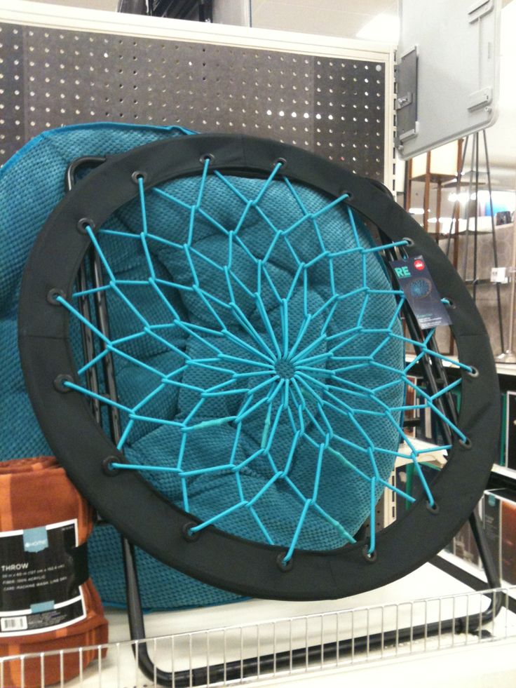 cool chairs at target | round bungee chair in teal at target