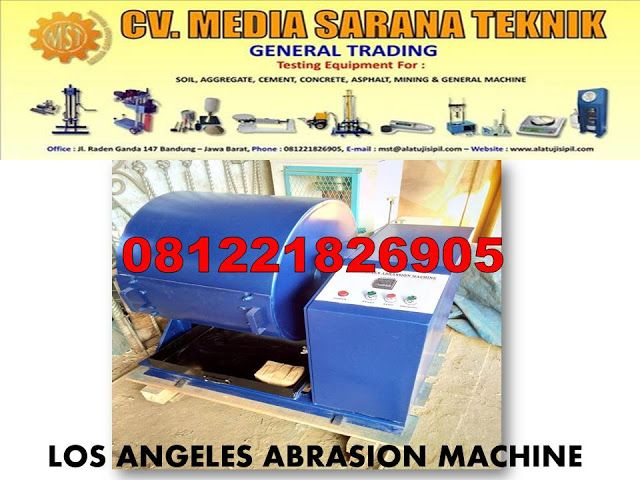 Jual Los Angeles Abrasion Machine Jual Los Angeles Abrasion Machine Los Angeles Angeles Industri