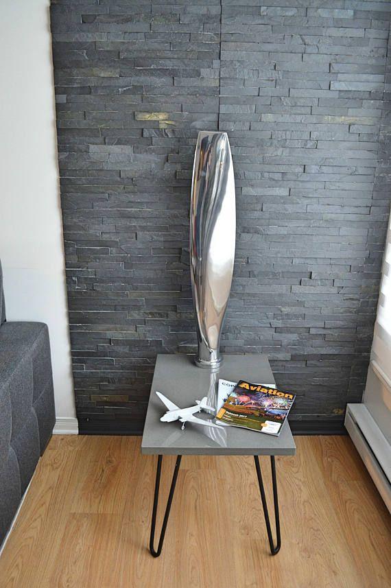 #Hartzell #blade #pale #hélice #propeller #airplane #avion #aviation #deco #art #miroir #mirror #interior #interieur #gift #cadeau Hartzell Single polished Airplane Propeller Blade off a Mooney