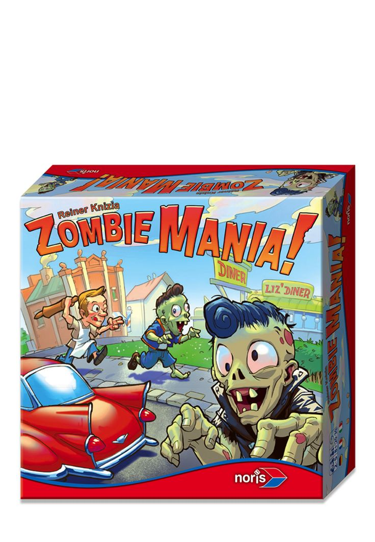 Action-Spiel Zombie Mania, ab 8 Jahren