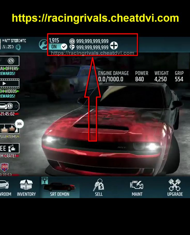 racing rivals hack iphone no jailbreak