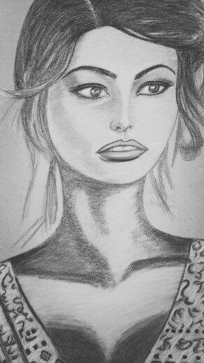 Ritratto di Sophia Loren