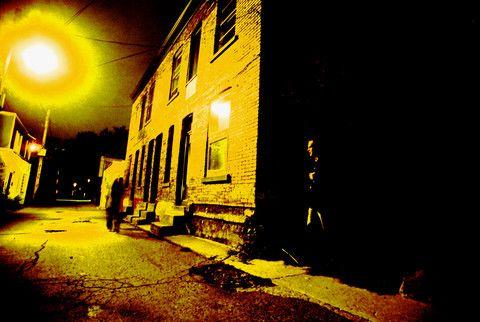 La dernière nuit / The last night (I) - mlheureuxroy