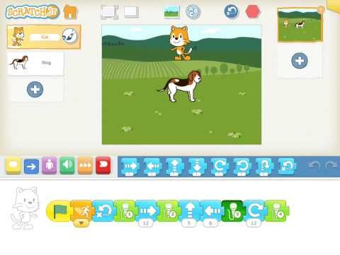 Introduction to ScratchJr | Making things... Learning Things