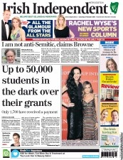 Up to 50,000 students in the dark over their grants - The Irish Independent
