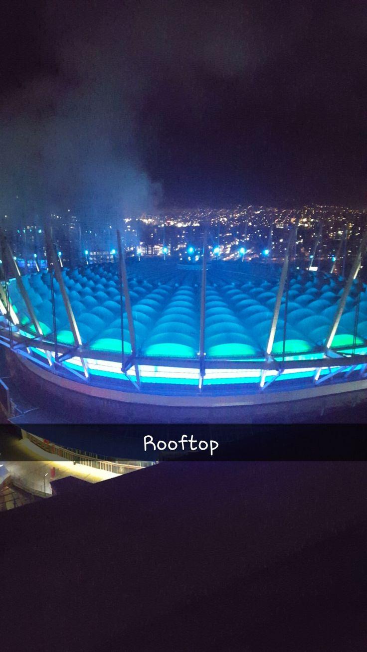 BC place at night (1080x720) (OC)