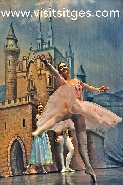 Sitges - Ballet de Moscú | Flickr: Intercambio de fotos
