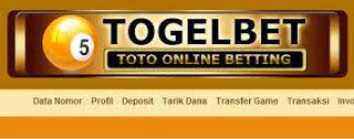 BANDAR ONLINE TERPERCAYA: TOGELBET BANDAR TERBAIK