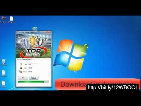 Top Eleven Football Manager Hack Token Cash Money Tokens  [UPDATED May 2...