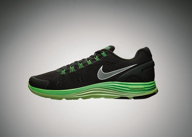 This summer Nike will release the all new LunarGlide+ The original  LunarGlide runningshoe dates back to 2009 and its fourth installment is no  less than