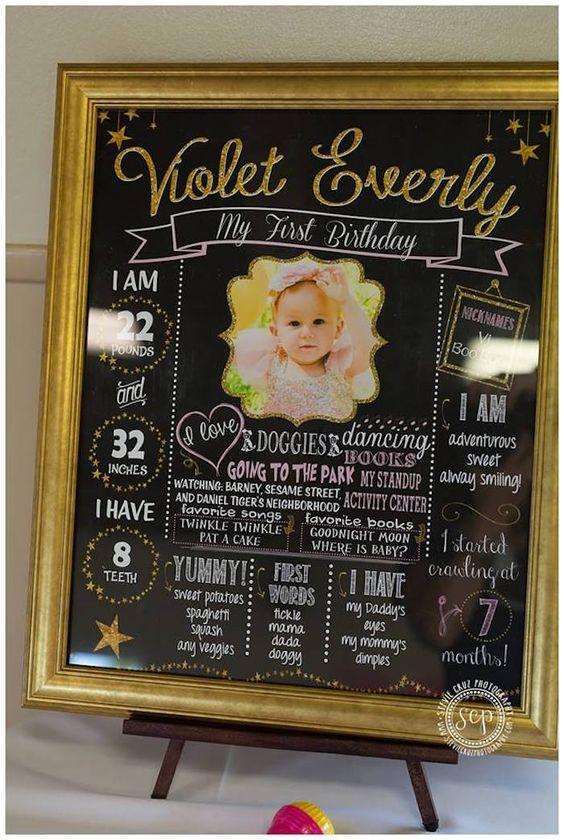 Pink + Gold Twinkle Star Party via Kara's Party Ideas KarasPartyIdeas.com (31):