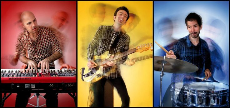 "London Blues band ""The Paul Garner Band""'s album '3 Get Ready'"