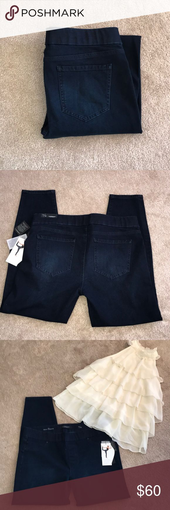 Woman's LIVERPOOL Denim Leggings Woman's LIVERPOOL Denim Leggings  -size 16/33 -New with tags Liverpool Jeans Company Jeans Skinny