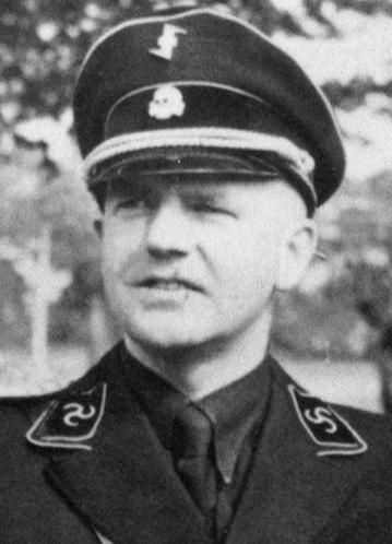 Johannes Hendrik Feldmeijer was a member of the Dutch National Socialist Movement (NSB), a fascist party in the Netherlands and also a member of the Waffen SS. He was a member of the LSAH and Wiking divisions and received an Iron Cross. He was killed by an allied plane in 1945. The symbol on his uniform is from the Dutch SS unit formed by Feldmeijer on Rauters orders.