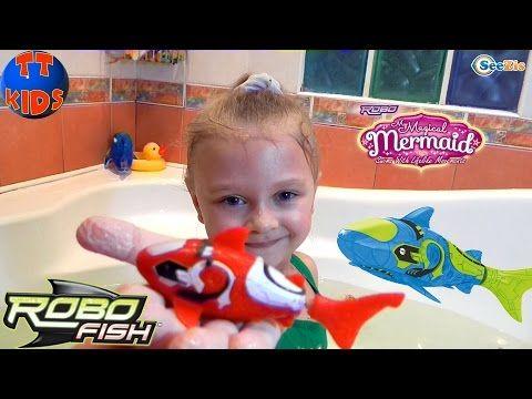 Кукла Барби. Ярослава купает кукол в бассейне. Бассейн для Барби. Игрушки для детей. Bath Time Doll - YouTube