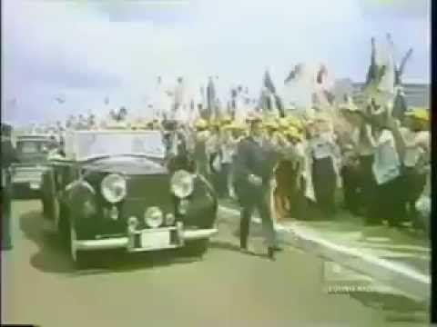 Posse do Presidente João Batista Figueiredo -1979. ONDE ESTÁ A DITADURA?
