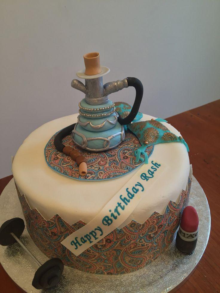 Afbeeldingsresultaat voor shisha cake