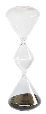 Zig Zag Hour Glass