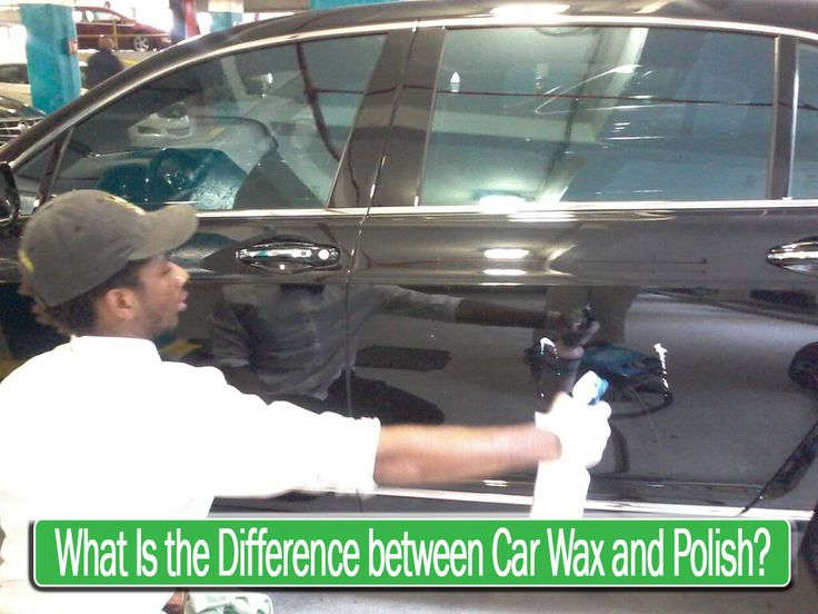 A detailed explanation on the difference between car wax and polish and why both products are equally important for car paint maintenance.