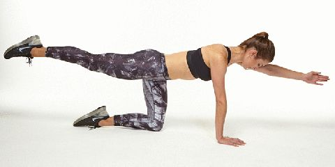 """Everyone needs a six-pack—which is extraordinary. Be that as it may, FYI, there are really four key muscle bunches you have to tone to get a tight tummy. """"For the best outcomes, both tastefully and…"""