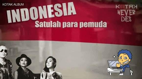 LAGU KOTAK - SATU INDONESIA