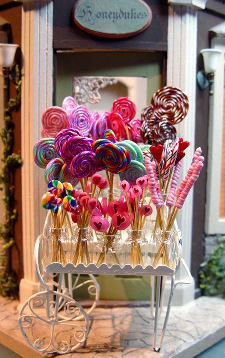 Honeydukes Harry Potter candy shop