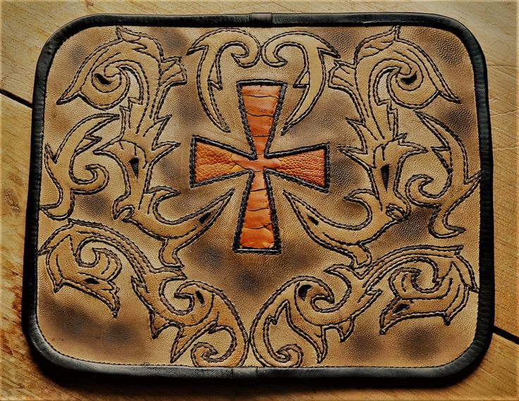 Wallet Gothic Scroll (SOLD)