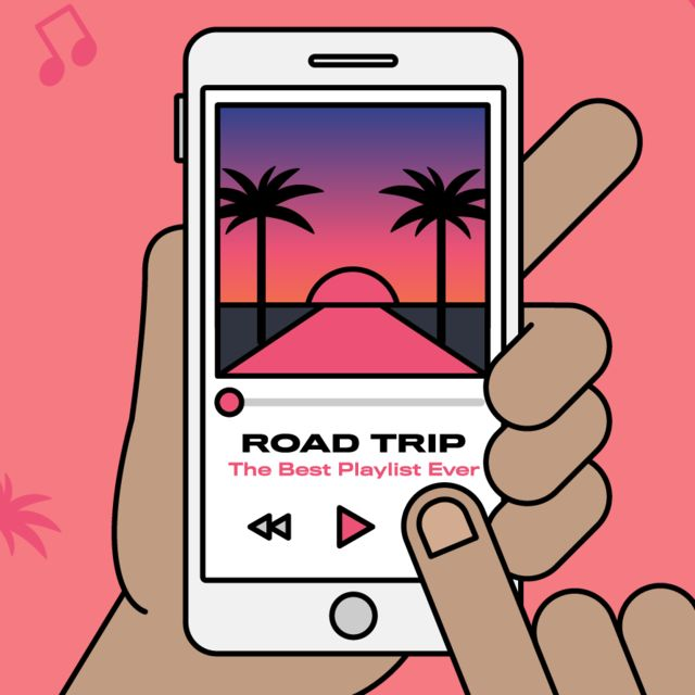 The road trip playlist is something sacred. So we asked Charli XCX, Guy Fieri, and more how they create theirs. Girl Life Hacks, Girls Life, Road Trip Playlist, Guy Fieri, Summer Bucket Lists, Road Trips, Gq, Charli Xcx, Weather