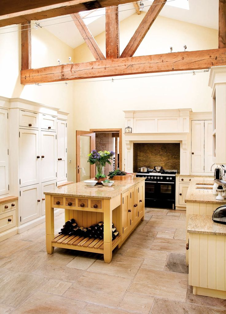 25 best ideas about modern country kitchens on pinterest for Country kitchen designs