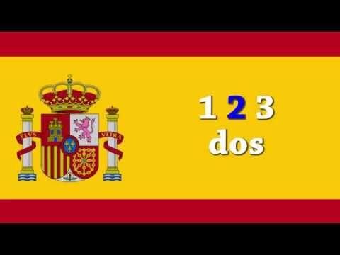 Leren tellen in het Spaans tot 10: eenvoudig voor beginners! - YouTube