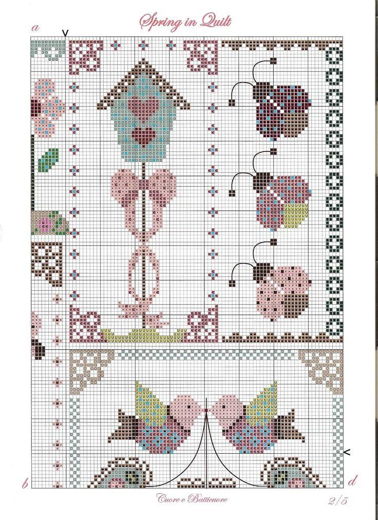 Cuore+e+batticuore+spring+in+quilt+%282%29.jpeg (1163×1600)