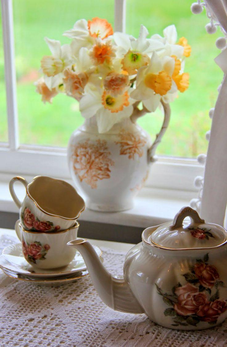 Aiken House & Gardens: Just Peachy