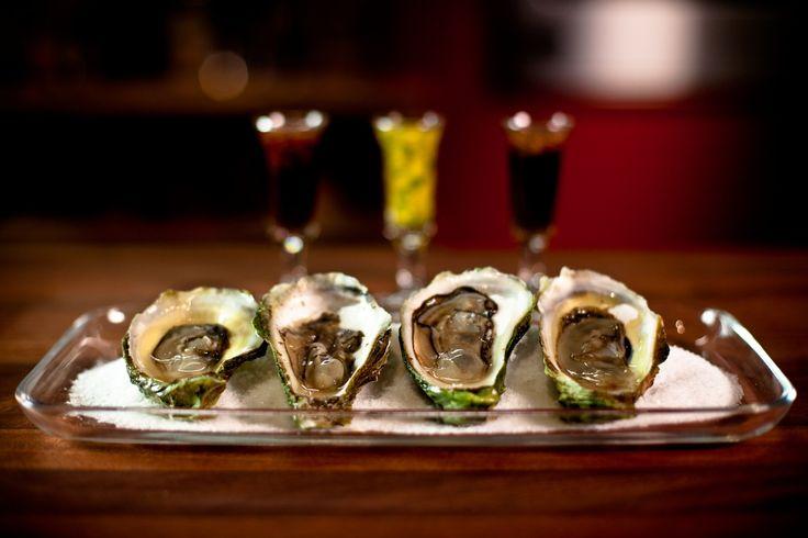Quintet pour huîtres