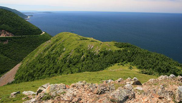 HIKES Skyline Trail, Nova Scotia