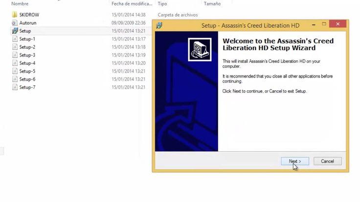 Descargar Assassins Creed Liberation HD PC Español