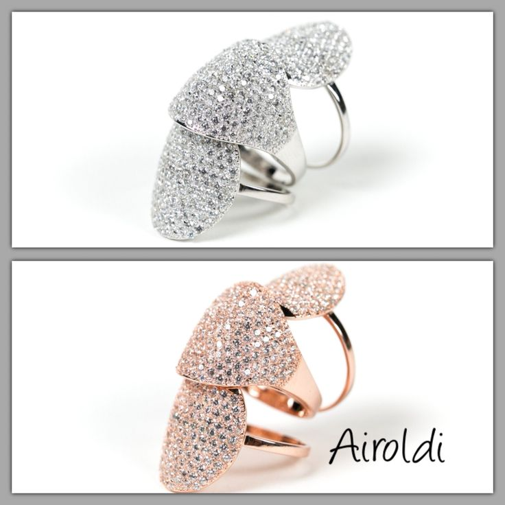 Rings Airoldi Bijoux