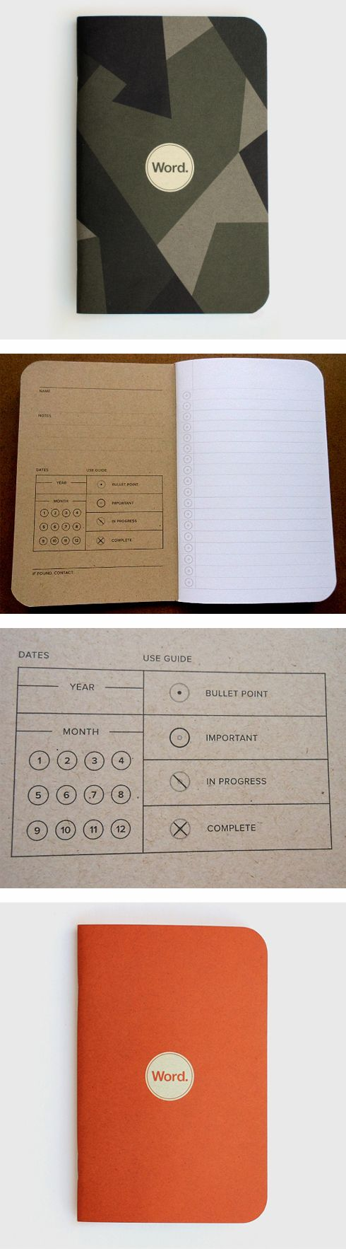 Word Notebooks  http://wordnotebooks.com