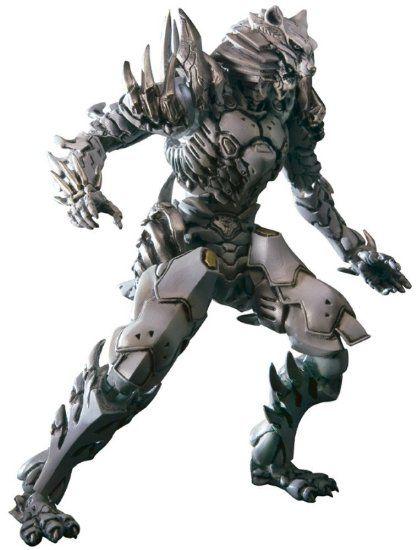 "Amazon.com: Bandai Tamashii Nations Wolf Orphenoch ""Kamen Rider 555"" - SIC Kiwami Damashii: Toys & Games"