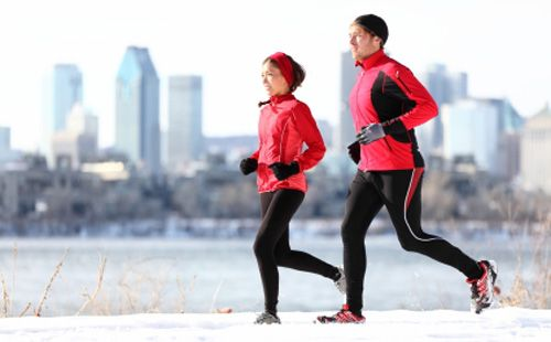 Dropping Weight in the Dropping Weather: Health and Fitness Tips for the