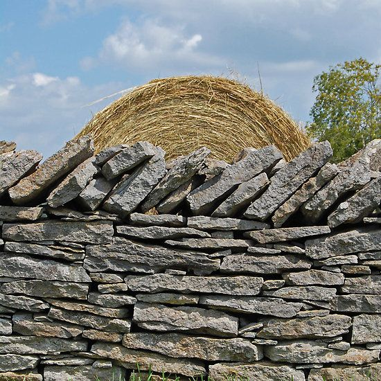 89 Best Haybale Decor Images On Pinterest Hay Bales
