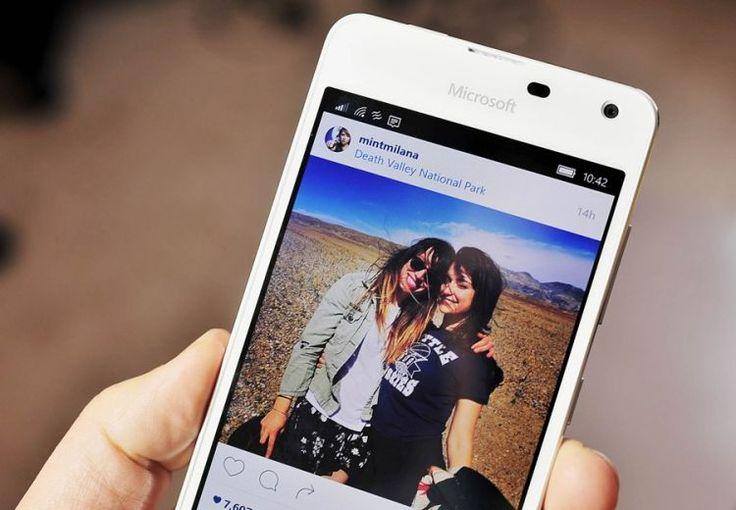 Usuários do Windows 10 Mobile já podem baixar  aversão beta do mais famoso aplicativo de fotos.