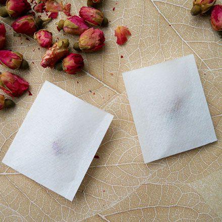 Heat Seal #TeaBag Filter Material: heat seal tea bag filter