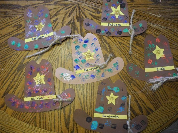 western theme for preschool 66 best cowboys and cowgirls west crafts for 976